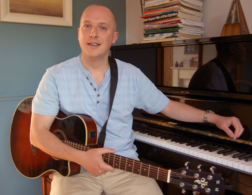 Damian Oxborough - Teacher of Music in Skipton